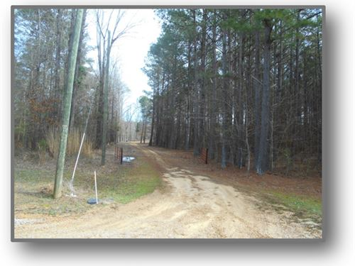 723 Acres In Montgomery County : Kilmichael : Montgomery County : Mississippi