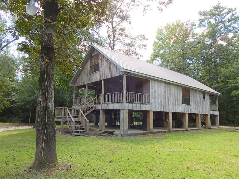 146 Beasley Alexander Rd - 124592 : Carriere : Pearl River County : Mississippi