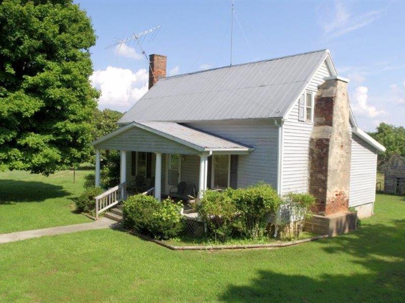 207 Acre Farm, Mecklenburg County : Chase City : Mecklenburg County : Virginia