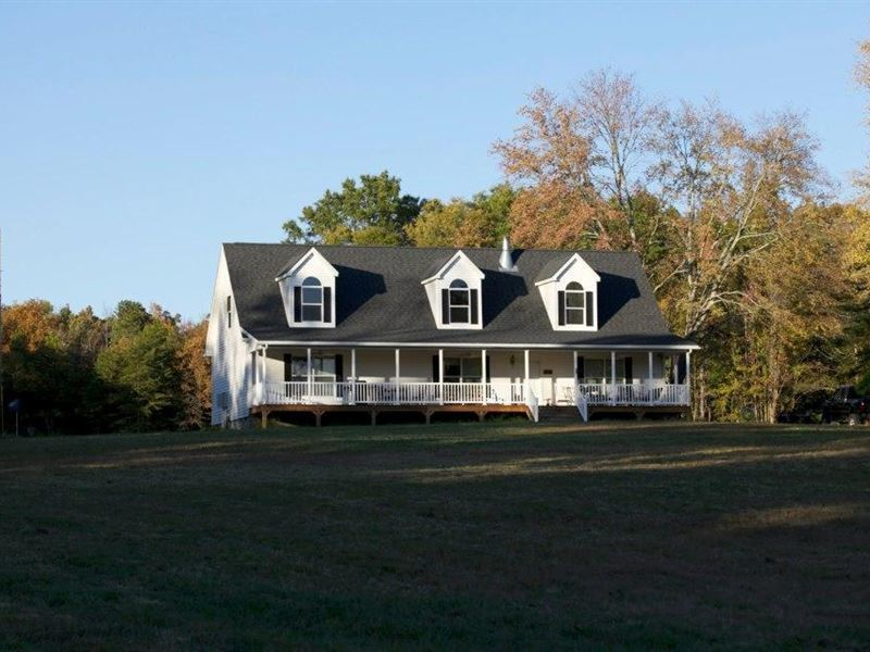 Secluded Farm In Virginia : Java : Pittsylvania County : Virginia