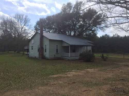 Hunting Camp With Land Tylertown Ms : Tylertown : Walthall County : Mississippi
