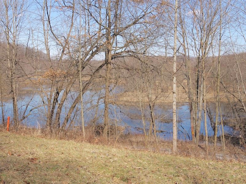 Cr 53 - 22 Acres : Killbuck : Holmes County : Ohio
