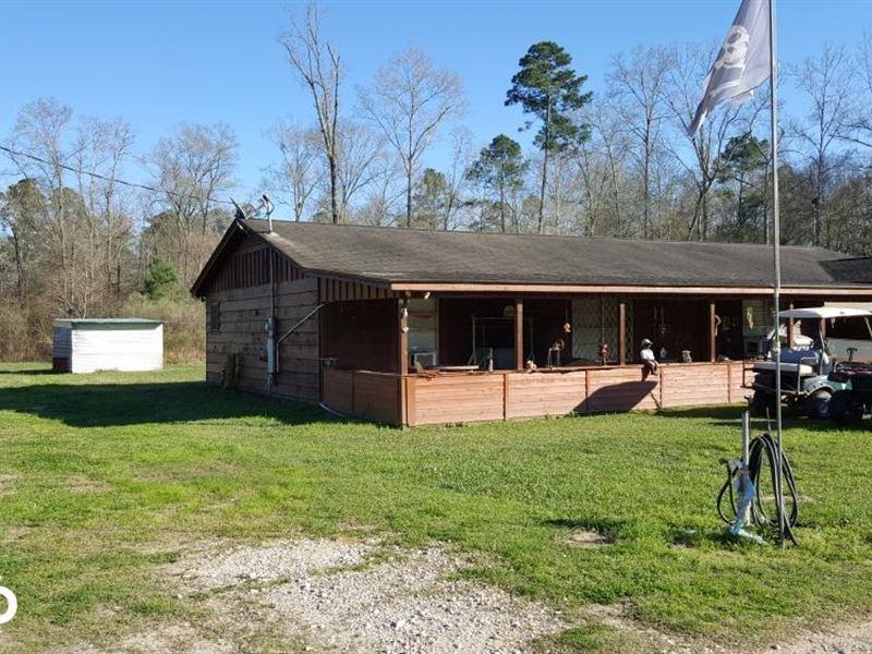 Sam Houston Forest Recreational Tra : Shepherd : San Jacinto County : Texas