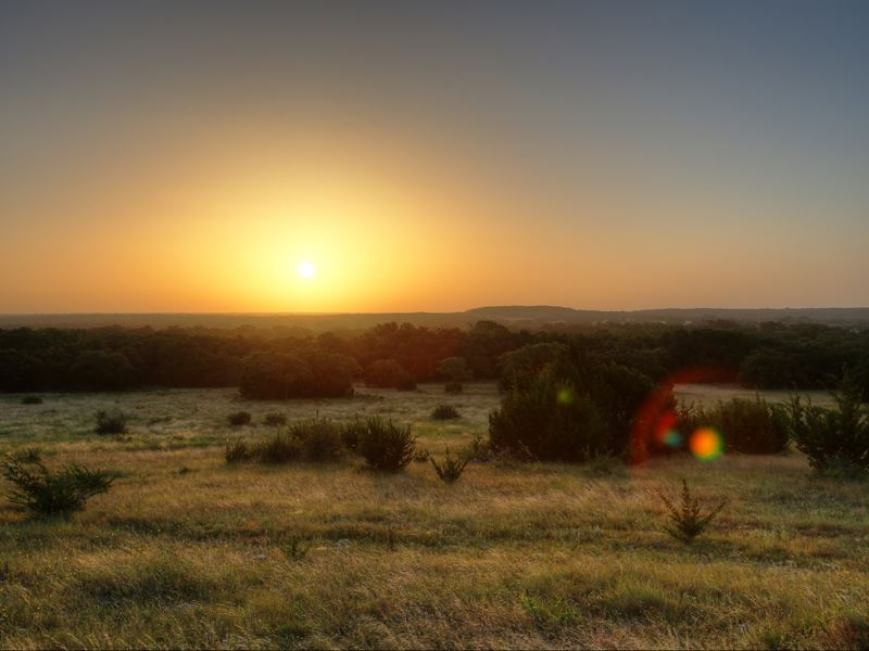 Silver Creek Cove Ranch : Burnet : Burnet County : Texas