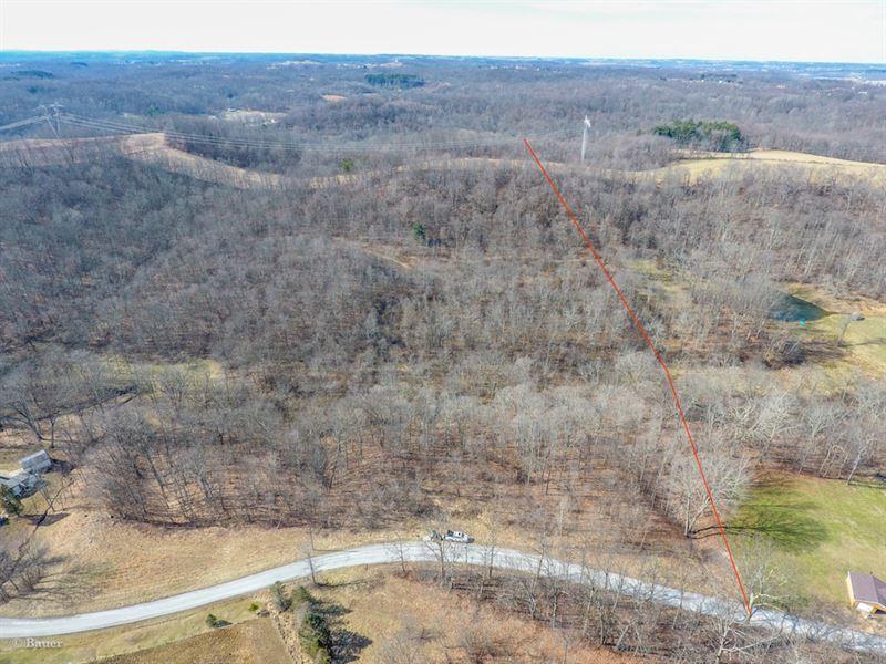 Craig Rd - 47 Acres : Cambridge : Guernsey County : Ohio
