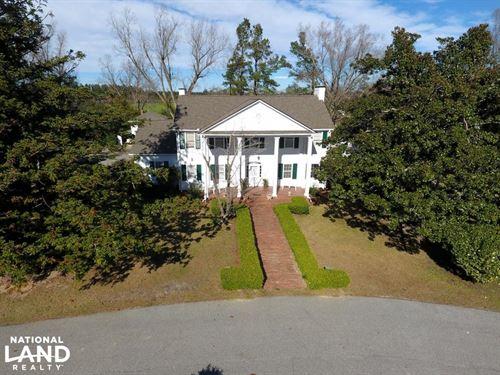 Penn Branch Farm : Lane : Williamsburg County : South Carolina