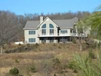 Executive Home With 80 Acres Huntin : Reedsburg : Sauk County : Wisconsin