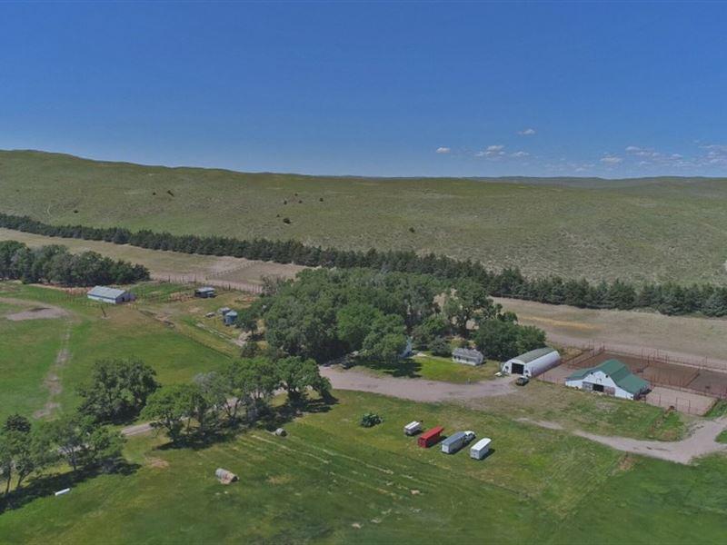 Hanson-Sillasen Ranch : Arthur : Arthur County : Nebraska