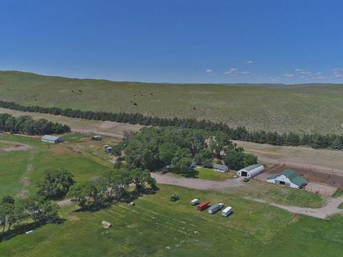 Hanson-Sillasen Ranch : Arthur : Nebraska