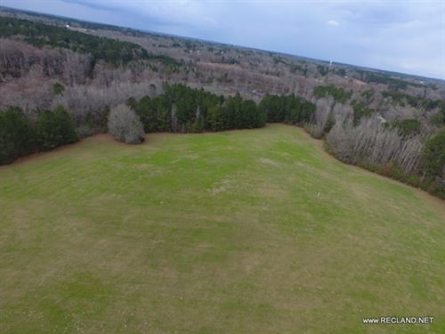 36 Ac - Pasture & Woods For Rur : Calhoun : Ouachita Parish : Louisiana