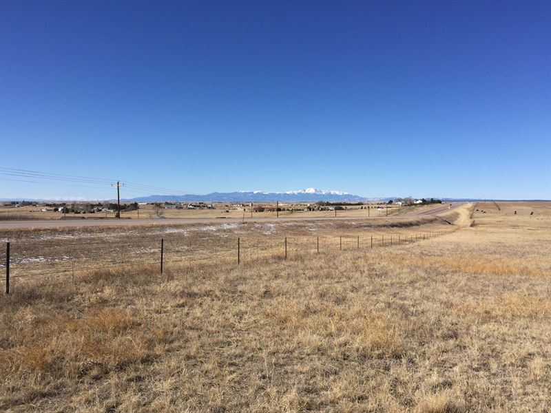 Calhan 40 : Calhan : El Paso County : Colorado