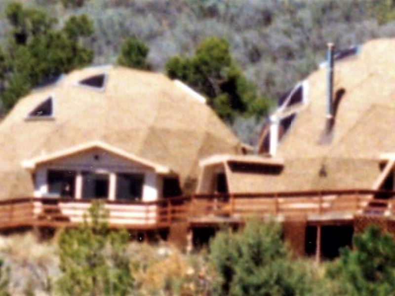 7500 Sq' Dome Home Nat'l Forest : High Rolls Mountain Park : Otero County : New Mexico