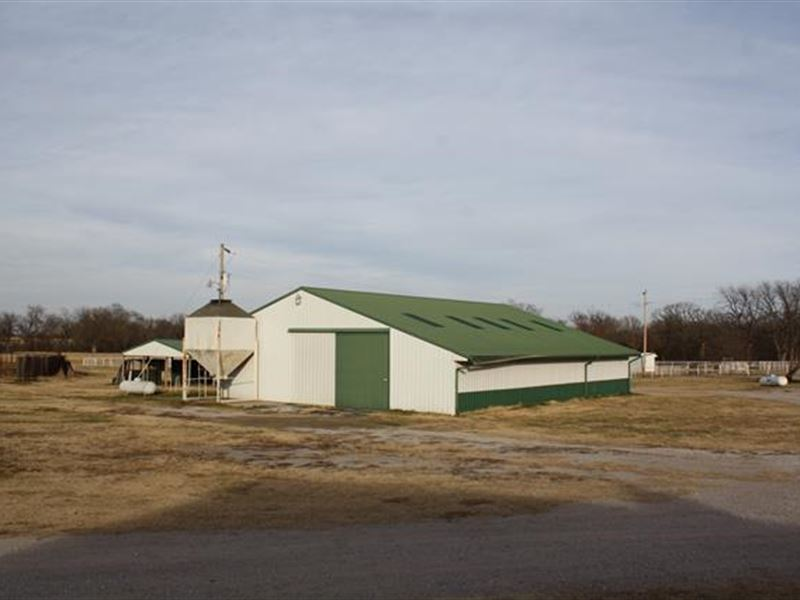 Mvp Ranch Is Located In Haskell : Haskell : Muskogee County : Oklahoma