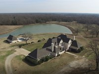 Country Estate / 30725 : Powderly : Lamar County : Texas