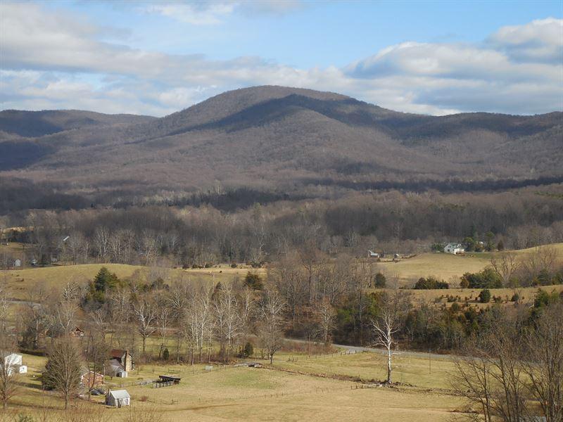 Breathtaking Views : Bentonville : Warren County : Virginia