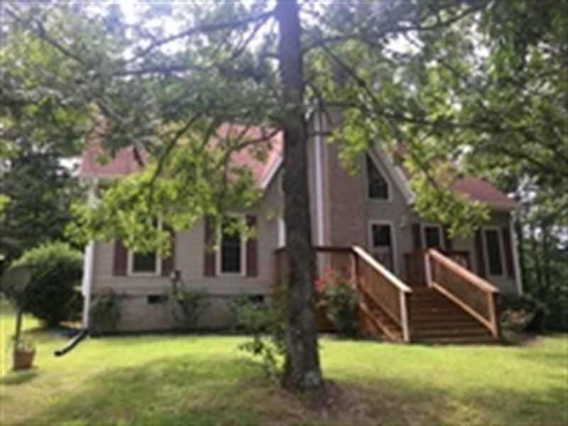 114 Wooded Acres In Hart County, Ky : Magnolia : Hart County : Kentucky