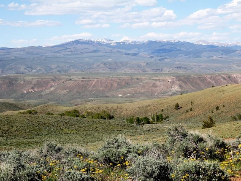 Green Mountain Ranch : Gunnison : Gunnison County : Colorado