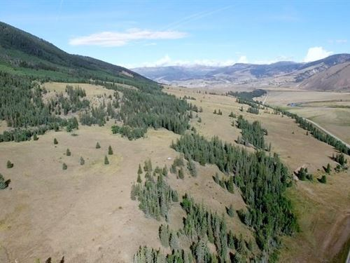 Wagon Wheel Gap Estates, Tract : Creede : Mineral County : Colorado
