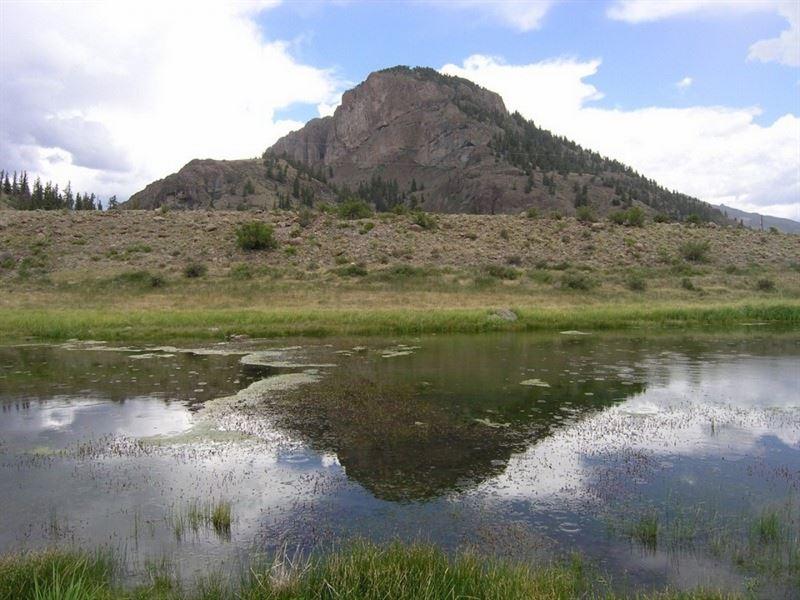 Eagle Nest Ranch : Creede : Mineral County : Colorado