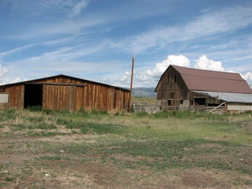 Main Ranch : Del Norte : Rio Grande County : Colorado
