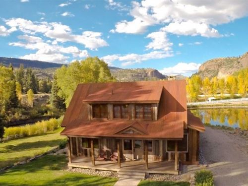 Gateway Ranch : Powderhorn : Gunnison County : Colorado