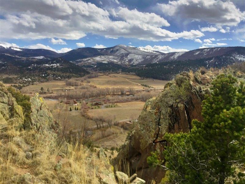 Bear Creek Lot 115 : South Fork : Rio Grande County : Colorado