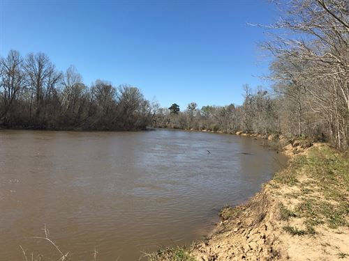 Ocmulgee River Frontage And Acreage : Rhine : Dodge County : Georgia