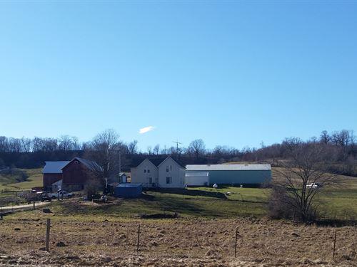 Hobby Farm And Hunting Land : Hillsboro : Vernon County : Wisconsin
