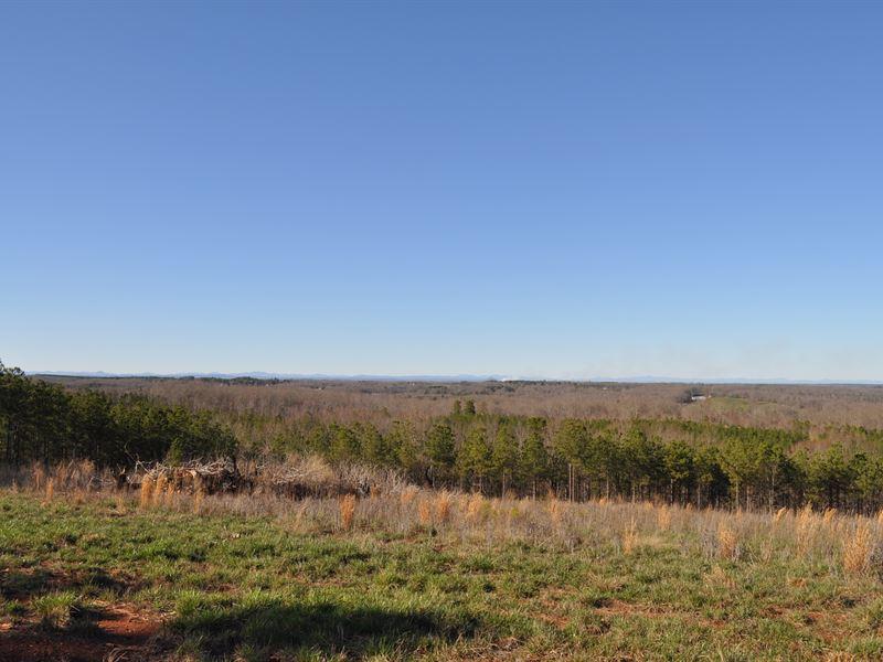 Overlook Farm : Danielsville : Madison County : Georgia