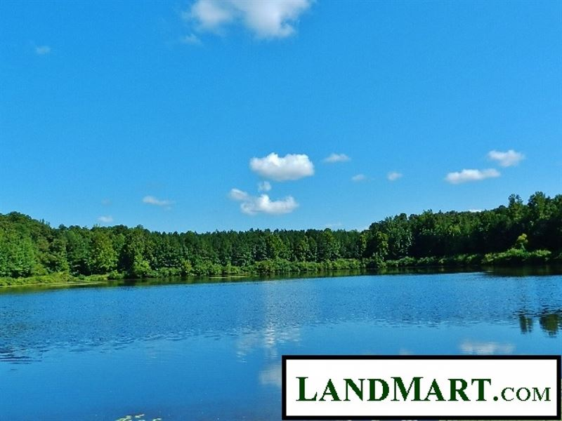 Reduced Price. - 18 Ac Lake & B : Newnan : Coweta County : Georgia