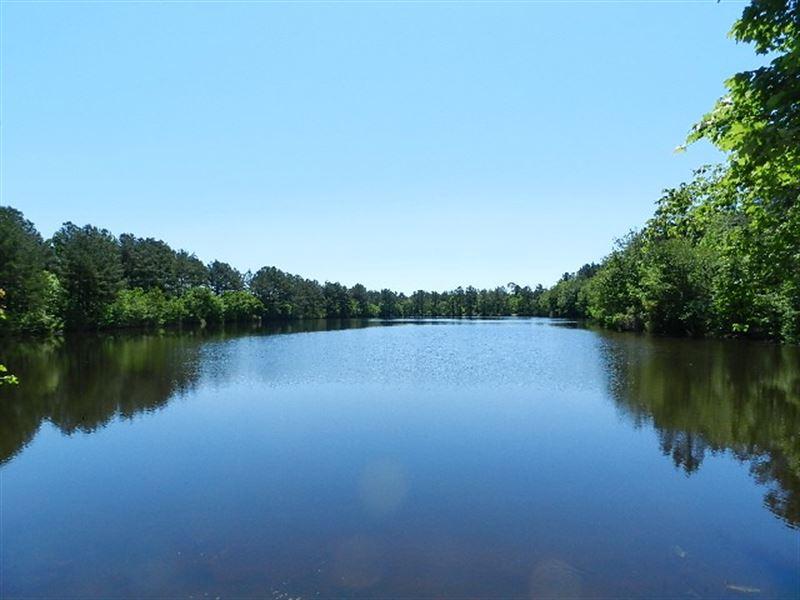 Fishing Paradise.. : Adrian : Johnson County : Georgia