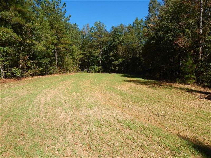 60 Ac. Home Site & Hunt : Warrenton : Warren County : Georgia