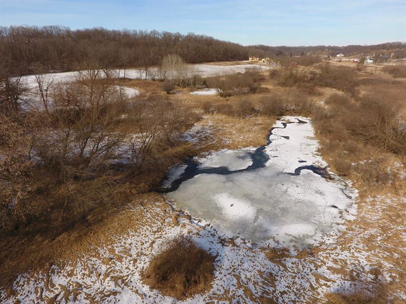 Exceptional Recreational Property : Belleville : Green County : Wisconsin