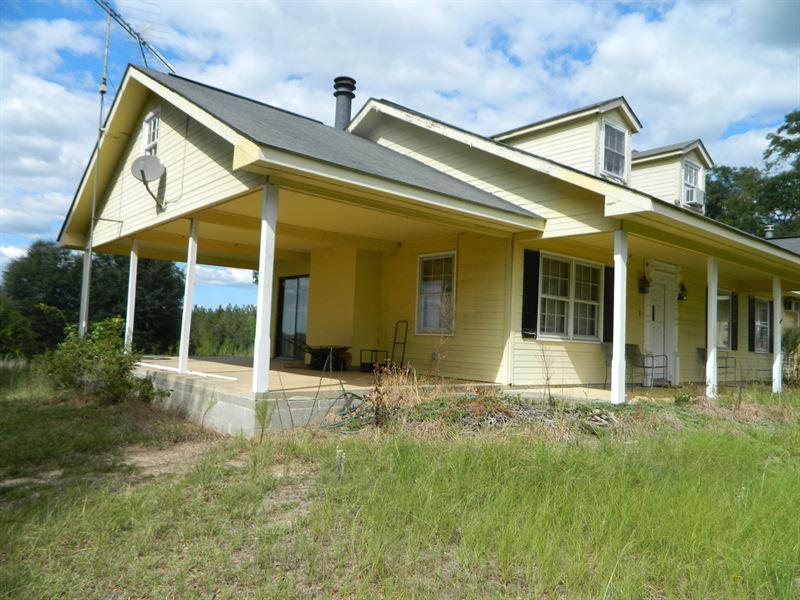 William B. Land Estate : Cottonton : Russell County : Alabama