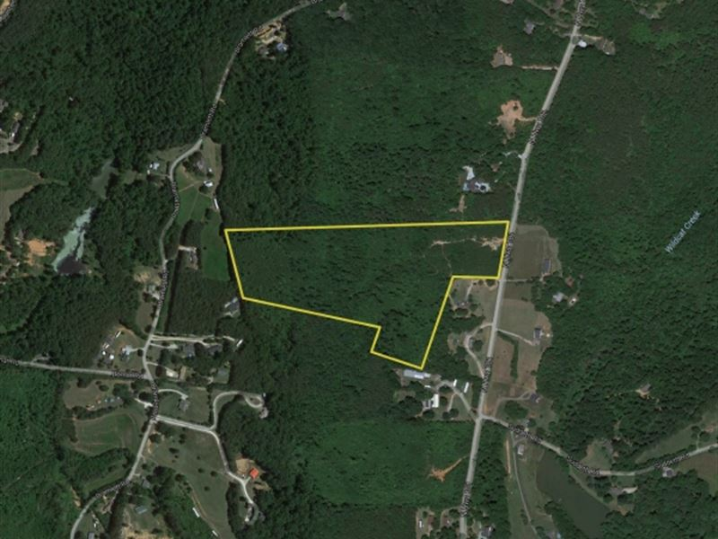 22.90 Acres Great Location For Sing : Taylors : Greenville County : South Carolina