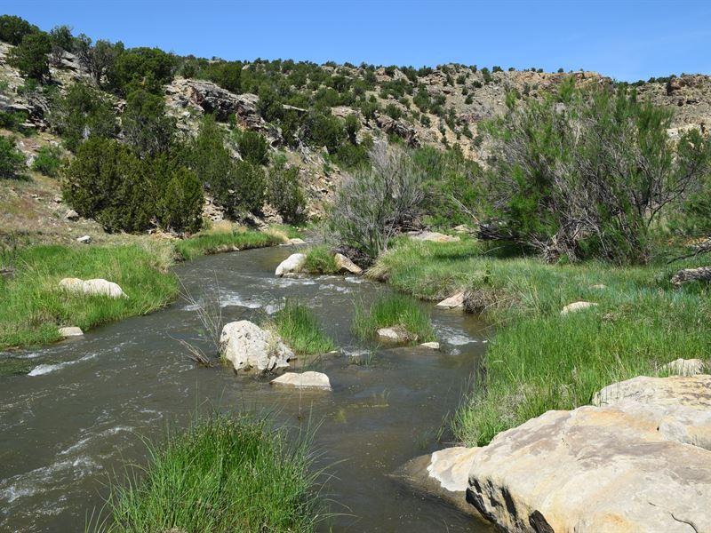 Cucharas Canyon Ranch : Walsenburg : Huerfano County : Colorado