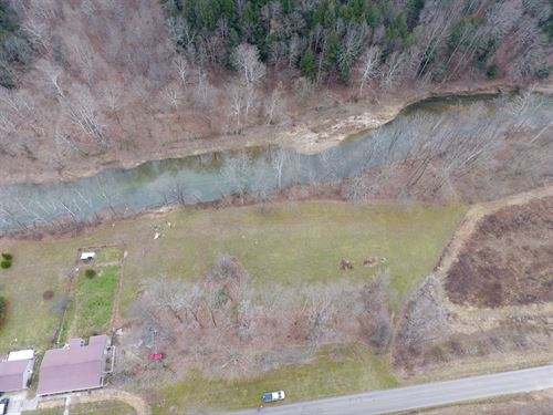 Narrows Rd - 33 Acres : South Bloomingville : Hocking County : Ohio