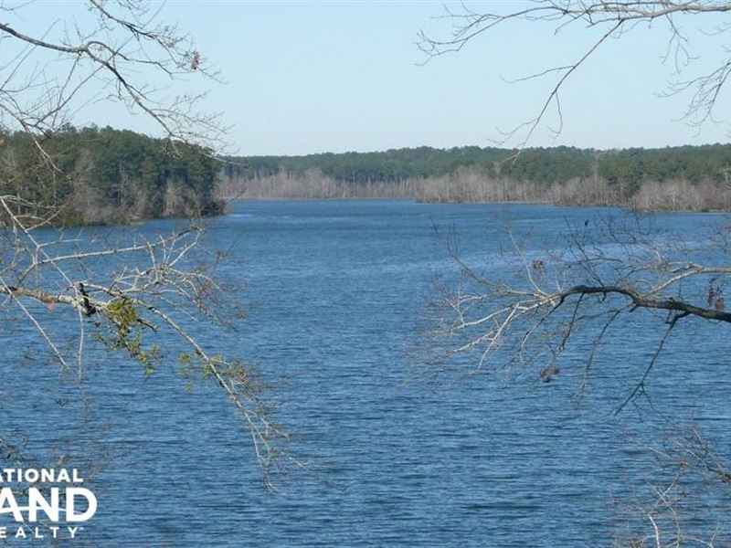 Beautiful Kemper Lake Remainder : De Kalb : Kemper County : Mississippi