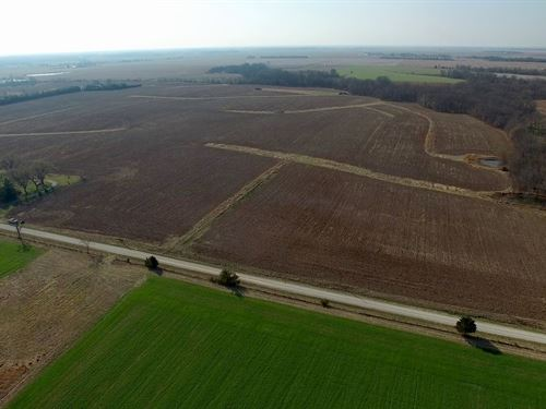 115 Acres Spencer Church Lane : Vandalia : Ralls County : Missouri