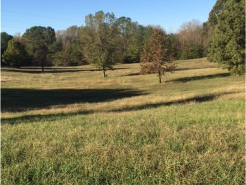 18 Acres In Panola County : Batesville : Panola County : Mississippi