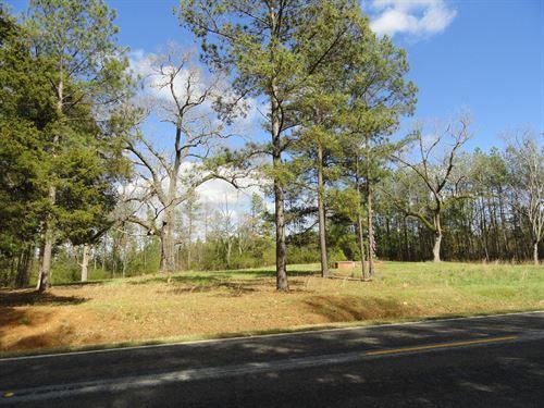 Mount Carmel Hunting Retreat : Calhoun Falls : McCormick County : South Carolina