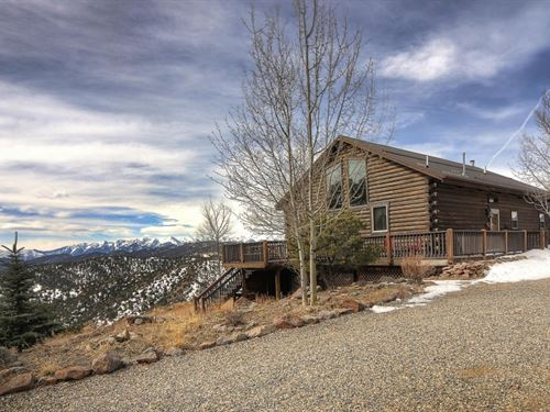 9845918 - Slice Of Heaven On 45 Acr : Cotopaxi : Fremont County : Colorado
