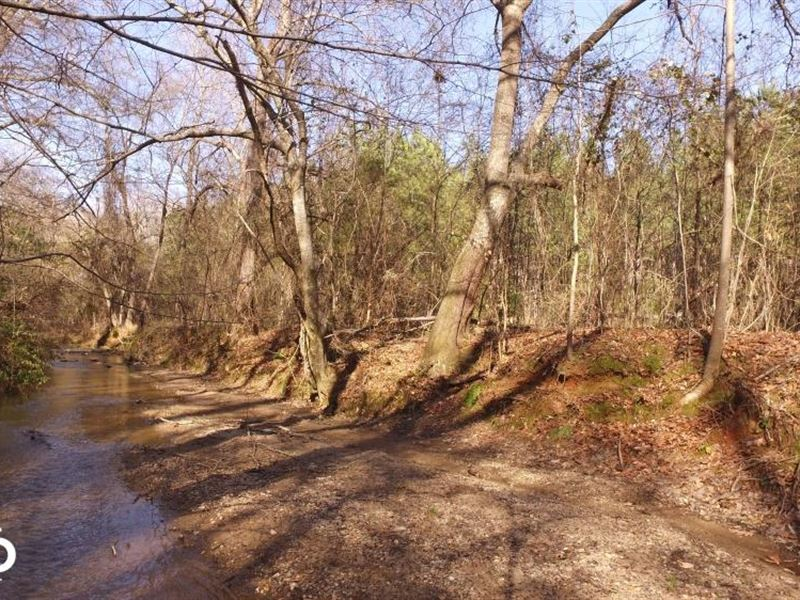 Hwy 413 Recreation Tract : Iva : Anderson County : South Carolina