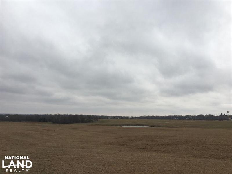 Flint Hills Pasture : Eskridge : Wabaunsee County : Kansas