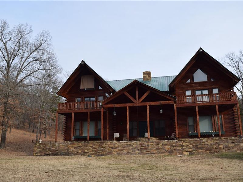 Hobbs Ranch : Bunch Rd : Adair County : Oklahoma