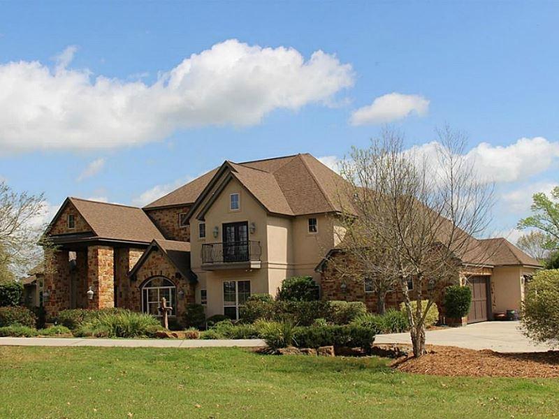 Lockhart Ranch : Montgomery : Montgomery County : Texas