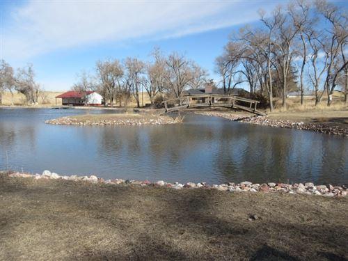 Oasis Fish And Fowl : Dalton : Morrill County : Nebraska