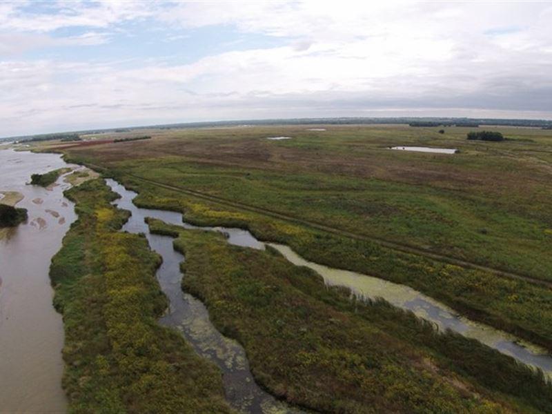 Prairie Island Waterfowl And Upland : Central City : Merrick County : Nebraska