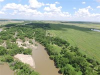 Ogallala's South Platte River Ranch : Ogallala : Keith County : Nebraska