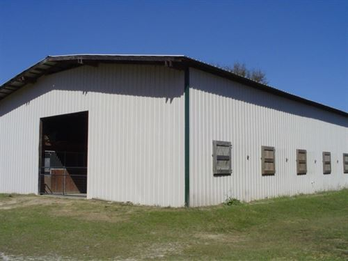 Orchard Farm : Walterboro : Colleton County : South Carolina
